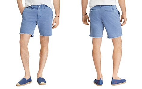 Polo Ralph Lauren Straight Fit Twill Shorts - Bloomingdale's_2