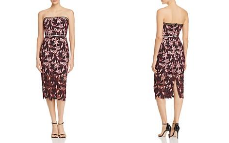 Elliatt Strapless Lace Midi Dress - 100% Exclusive - Bloomingdale's_2