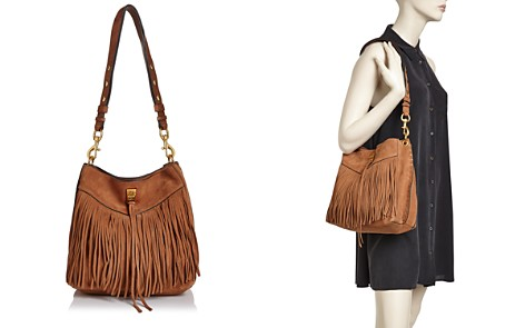 Rebecca Minkoff Darren Leather Fringe Shoulder Bag - Bloomingdale's_2