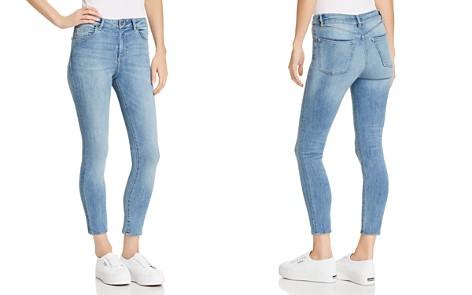 DL1961 Farrow Instaslim High Rise Crop Skinny Jeans in Cordell - Bloomingdale's_2