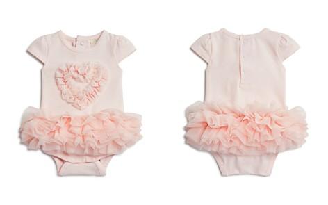 Miniclasix Girls' Tutu & Heart Appliqué Bodysuit - Baby - Bloomingdale's_2
