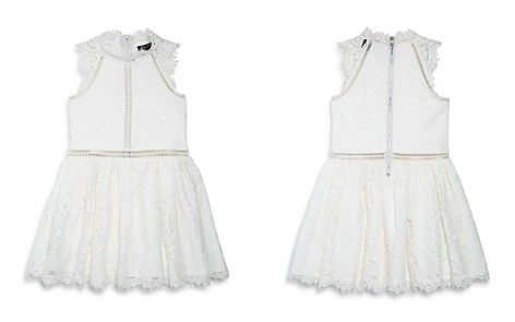 Bardot Junior Girls' Lace Panel Dress - Big Kid - Bloomingdale's_2
