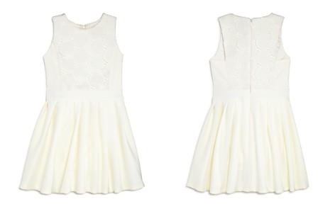 Bardot Junior Girls' Miami Eyelet Fit-and-Flare Dress - Little Kid - Bloomingdale's_2