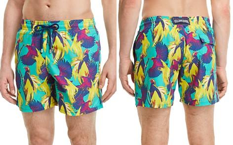 Vilebrequin Moorea Bird Swim Trunks - Bloomingdale's_2