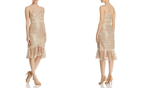 Saylor Champ Sequined Dress - Bloomingdale's_2