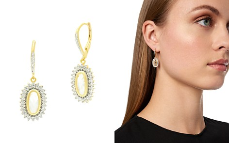 Freida Rothman Fleur Bloom Pavé Starburst Drop Earrings - Bloomingdale's_2