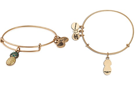Alex and Ani Pineapple Expandable Bracelet - Bloomingdale's_2