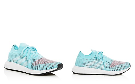Adidas Women's Swift Run Primeknit Lace Up Sneakers - Bloomingdale's_2