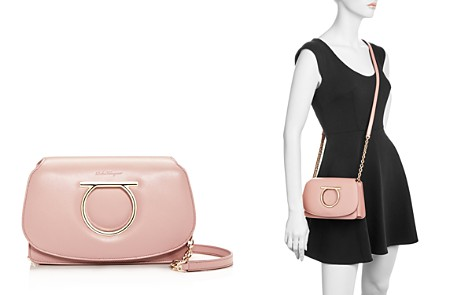 Salvatore Ferragamo Vela Mini Bag - Bloomingdale's_2