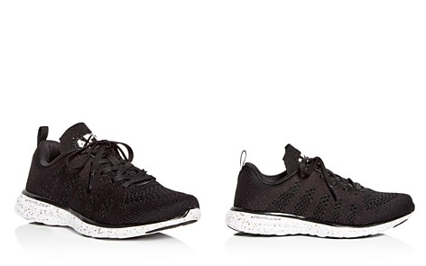 APL Athletic Propulsion Labs Women's TechLoom Pro Metallic Knit Lace Up Sneakers - Bloomingdale's_2