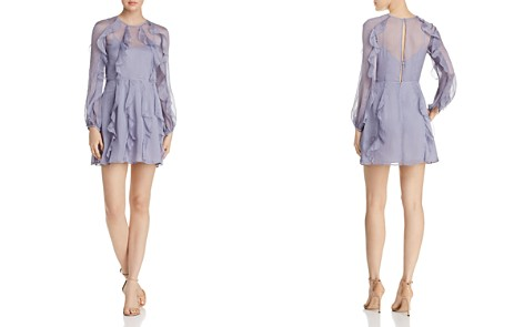 La Maison Talulah Great Escape Mini Dress - Bloomingdale's_2