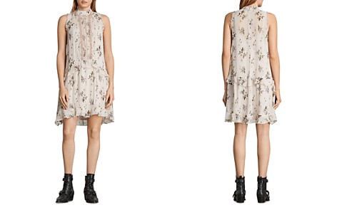 ALLSAINTS Mina Buttercup Drop-Waist Dress - Bloomingdale's_2