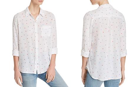 Rails Charli Star Print Shirt - Bloomingdale's_2