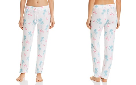 PJ Salvage Flamingo Sleep Pants - Bloomingdale's_2