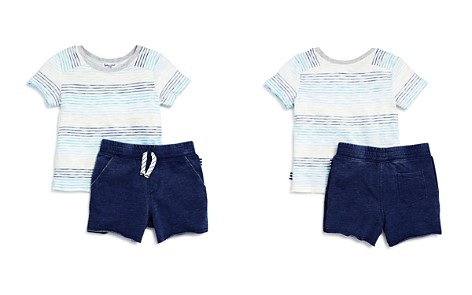 Splendid Boys' Stripe Tee & Shorts Set - Baby - Bloomingdale's_2
