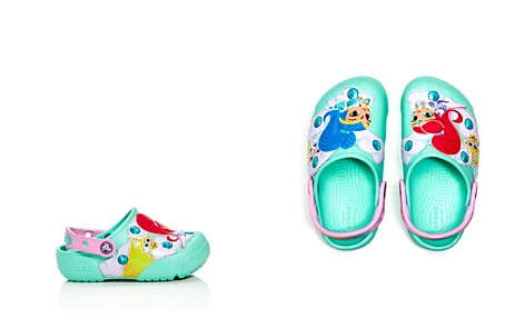 Crocs x Nickelodeon Girls' Shimmer and Shine© Light-Up Clogs - Walker, Toddler, Little Kid - Bloomingdale's_2