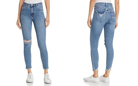Nobody Cult Ankle Skinny Jeans in Transpire - Bloomingdale's_2