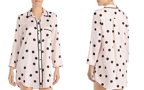 kate spade new york Dot Sleepshirt - Bloomingdale's_2