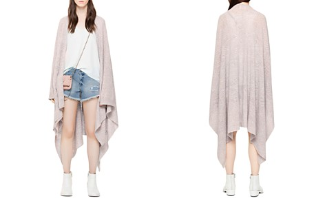 Zadig & Voltaire India Cashmere Duster Cardigan - Bloomingdale's_2
