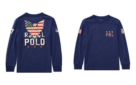 Polo Ralph Lauren Boys' Pocket Graphic Tee - Big Kid - Bloomingdale's_2