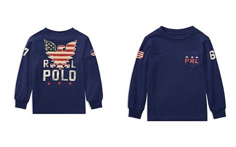 Polo Ralph Lauren Boys' Pocket Graphic Tee - Little Kid - Bloomingdale's_2