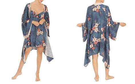 Midnight Bakery Aloha Floral Kimono - Bloomingdale's_2