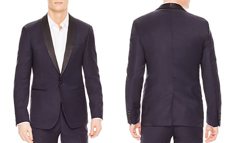 Sandro Shawl Slim Fit Tuxedo Jacket - Bloomingdale's_2
