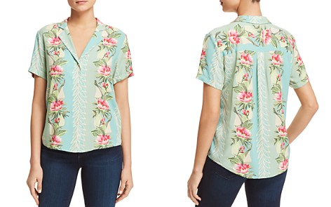 Scotch & Soda Poolside Floral Shirt - Bloomingdale's_2