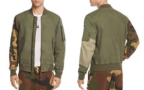 G-STAR RAW Rackam Camouflage Bomber Jacket - Bloomingdale's_2