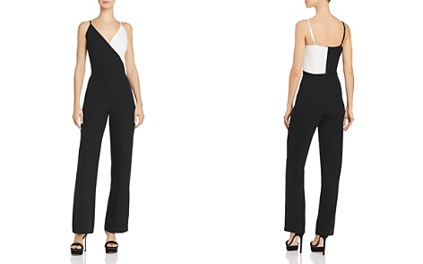 Alpha and Omega Kaden Color-Block Jumpsuit - Bloomingdale's_2