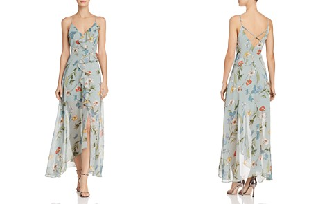 ASTR the Label Sienna Floral Print Maxi Dress - Bloomingdale's_2
