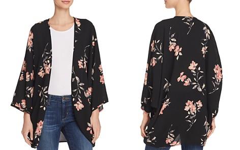 Blu Pepper Floral Print Kimono - Bloomingdale's_2