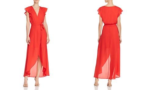 PPLA Positano Ruffled Wrap Maxi Dress - Bloomingdale's_2