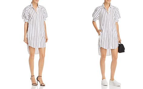 Joie Sephira Striped Shirt Dress - Bloomingdale's_2