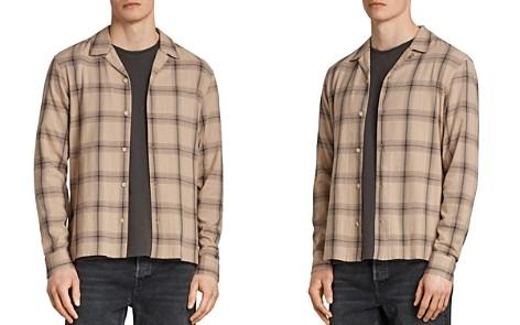 ALLSAINTS Velcoro Slim Fit Button-Down Shirt - Bloomingdale's_2