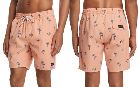 Barney Cools Amphibious Palm Tree Swim Trunks - 100% Exclusive - Bloomingdale's_2