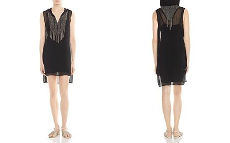 Haute Hippie Soleil Beaded Tunic Dress - Bloomingdale's_2