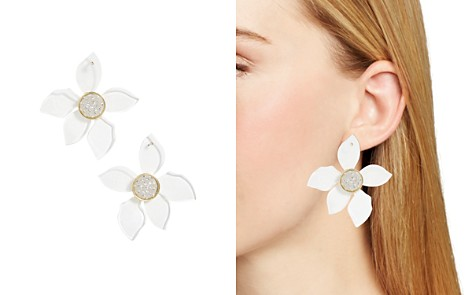 BAUBLEBAR Lira Lucite Floral Drop Earrings - Bloomingdale's_2