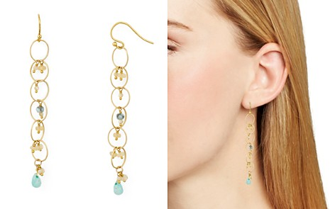 Chan Luu Linear Links Drop Earrings - Bloomingdale's_2