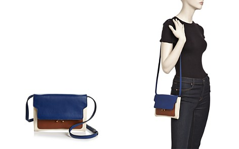 Marni Trunk Pochette Leather Convertible Crossbody - Bloomingdale's_2