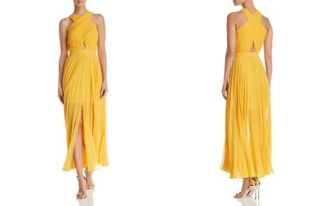 Joie Elenita Pleated Dress - Bloomingdale's_2