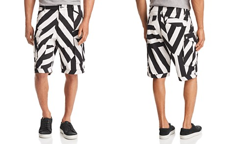 G-STAR RAW Rovic Patterned Cargo Shorts - 100% Exclusive - Bloomingdale's_2