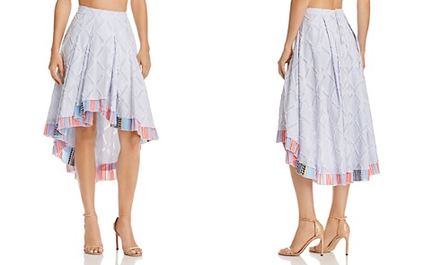 Lemlem Besu Pleated Skirt - Bloomingdale's_2