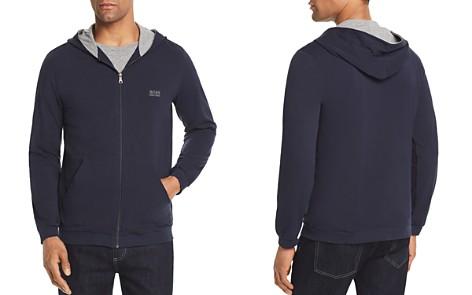 BOSS Hooded Zip Jacket - Bloomingdale's_2