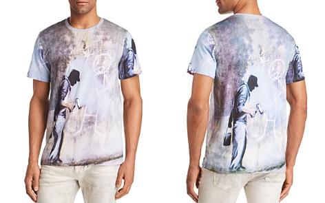 Eleven Paris Banksy Allover Print Tee - Bloomingdale's_2