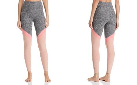Beyond Yoga Color-Block Space-Dye Leggings - Bloomingdale's_2