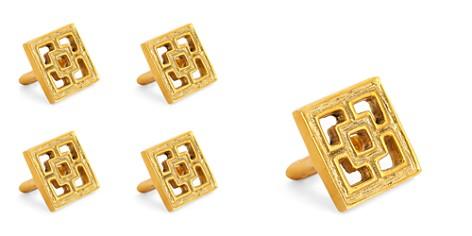 Jonathan Adler Nixon Napkin Rings, Set of 4 - Bloomingdale's_2