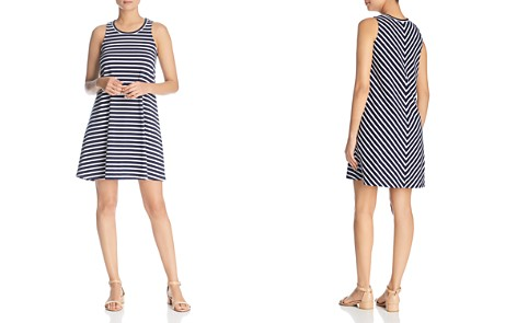 BeachLunchLounge Striped A-Line Dress - Bloomingdale's_2
