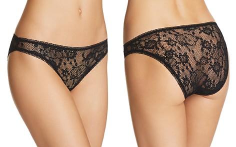 On Gossamer Racy Lace Hip Bikini - Bloomingdale's_2