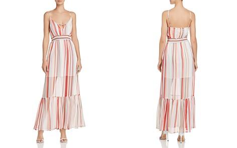 Jack by BB DAKOTA Luciana Striped Maxi Dress - Bloomingdale's_2